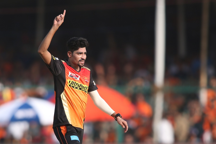Sunrisers Hyderabad win toss, opt to bowl