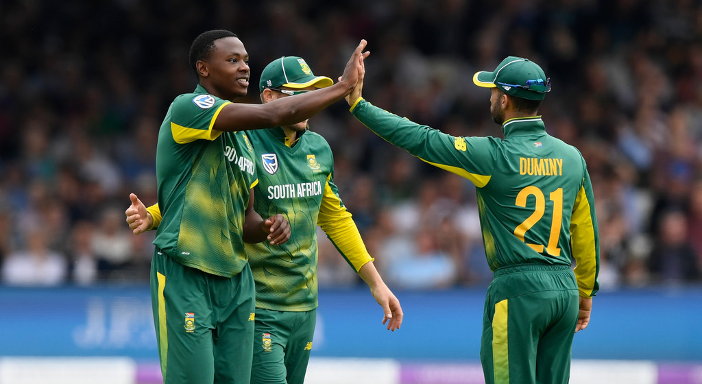 England v South Africa: Batting collapse costs hosts in Lord's defeat