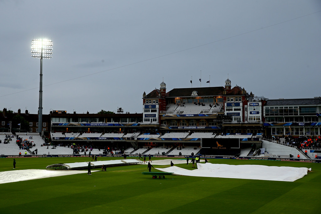 Australia denied victory over Bangladesh by washout at The Oval