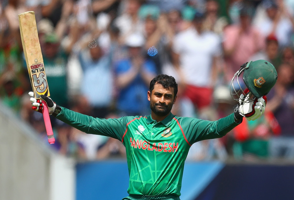 Historic display sees Bangladesh upset New Zealand in ICC Champions Trophy