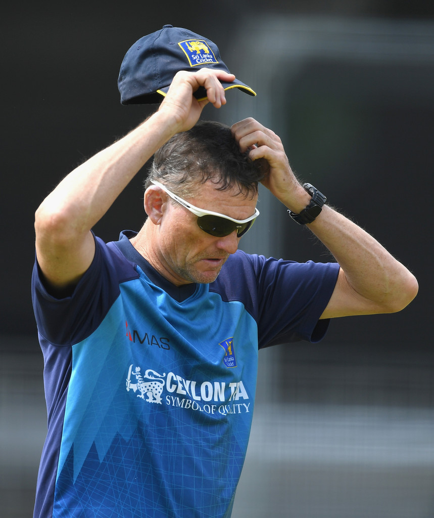 Graham Ford steps down as Sri Lanka cricket coach