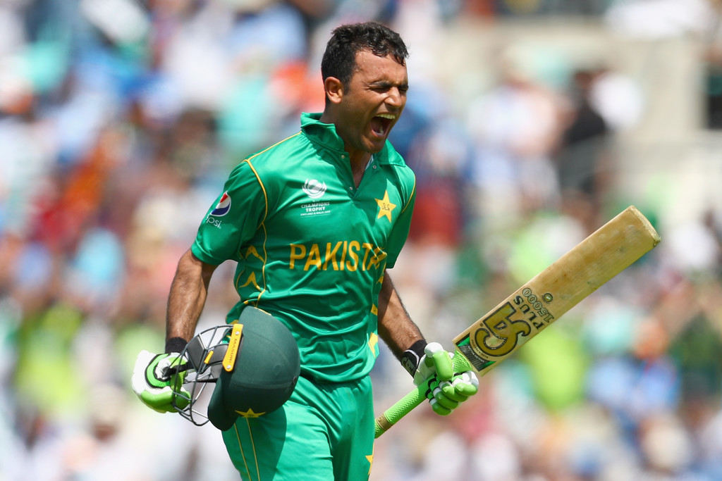 Champions Trophy final: Mohammad Hafeez hails Pakistan spirit for India stunner