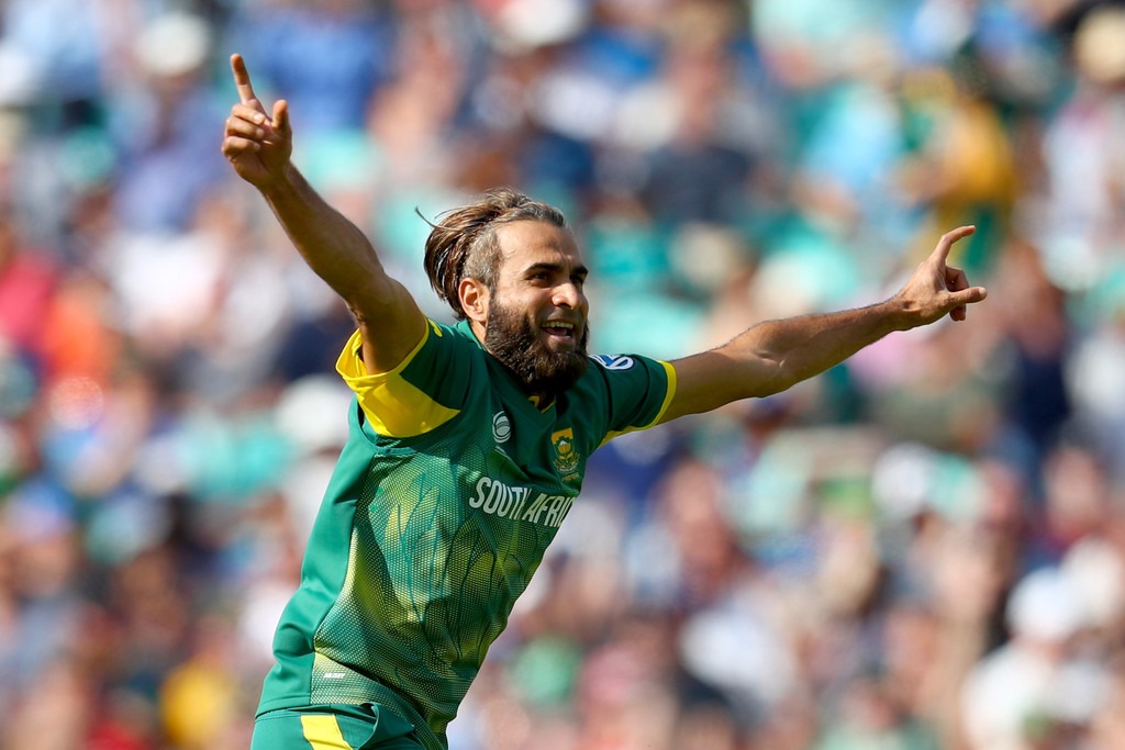 Imran Tahir shows why he's top dog as Proteas win
