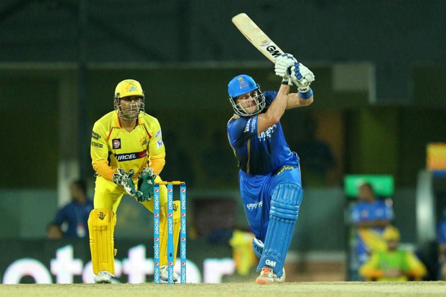 MS Dhoni celebrates Chennai Super Kings' return to IPL in unique way