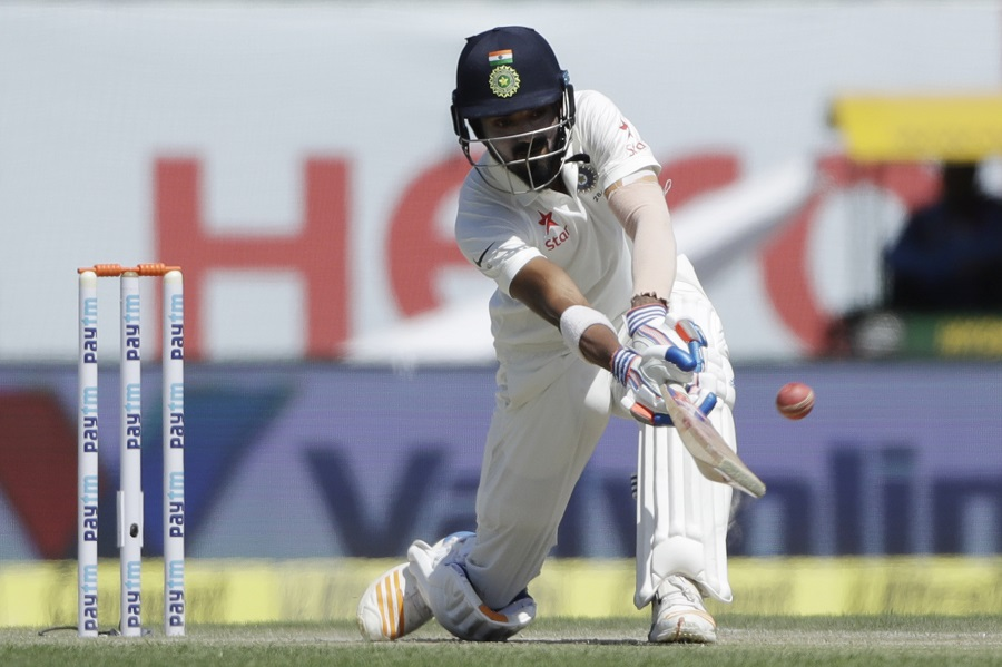 Hardik Pandya becomes India's Test player No. 289