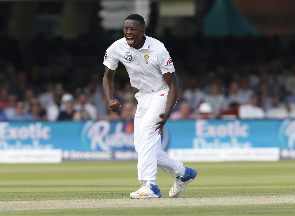Lesson learned: Rabada keeps quiet after dismissing Stokes