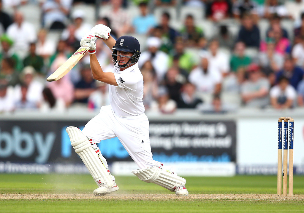 Ballance set for recall after Root backing